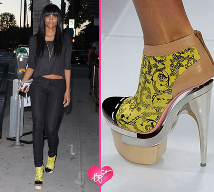 Post image for Ciara Spends Eleven Grand on Shoes Monthly