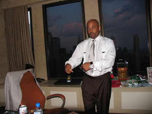 Post image for Damon Dash in Foreclosure