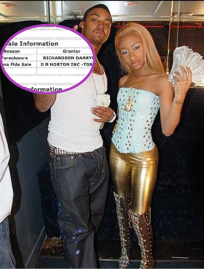 Post image for Rappers Scrappy and Diamond Both in Foreclosure