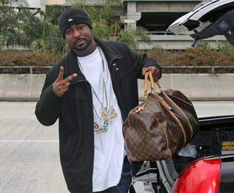 Post image for Rapper Young Buck Evicted from His Mansion