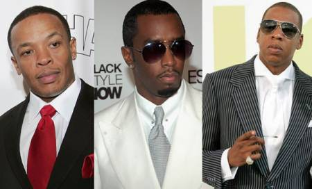 Post image for Forbes Top Five Wealthiest Hip Hop Artists 2013