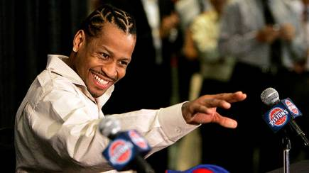 Post image for Life After Basketball: Why Allen Iverson Still Struggles Today